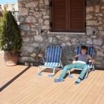 Peloponnes mit Kindern, Wetter im Februar