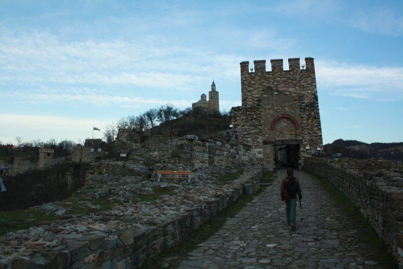 Die mittelalterliche Burganlage der alten bulgarischen Hauptstadt Weliko Tarnowo ist auf jeden Fall einen Ausflug wert!