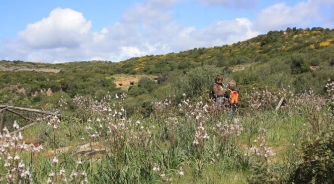 Momentaufnahme: Familien-Wander-Glück auf Sardinien