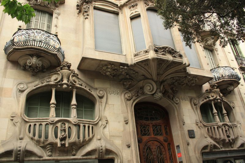 Modernisme in Barcelona