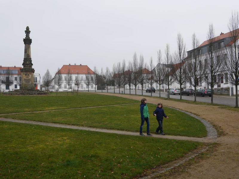Putbus Circus auf Rügen