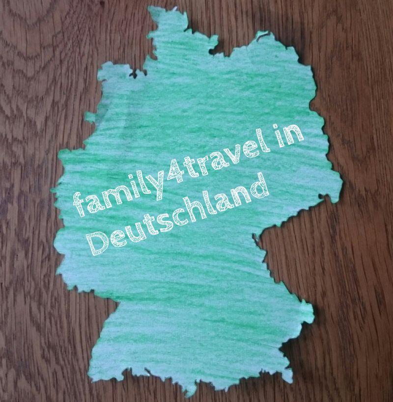 Einträge auf der Deutschland-Karte
