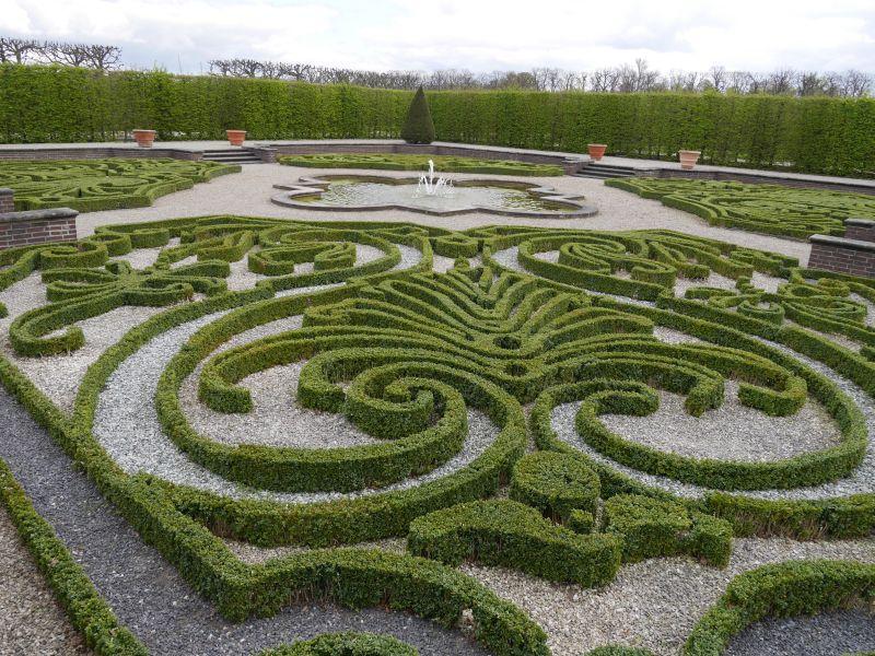 Herrenhäuser Gärten Hannover Barockgarten Sondergarten