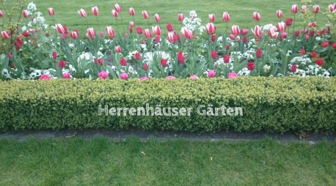Hannover Ausflug In Die Herrenhäuser Gärten Family4travel