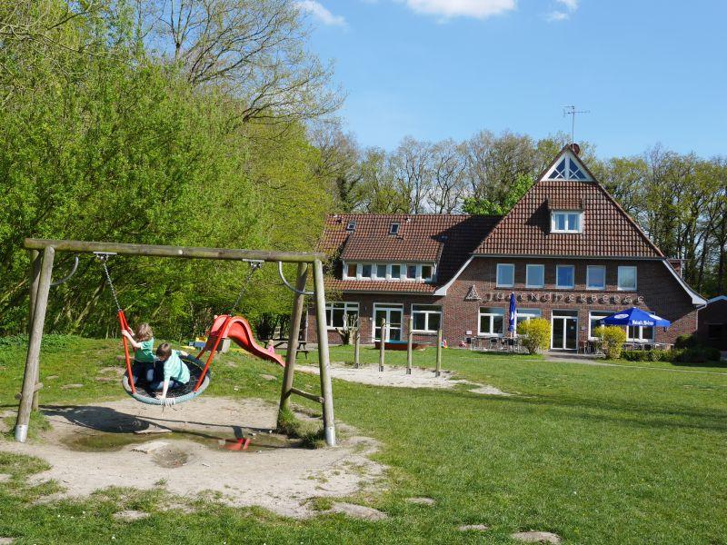 Die Jugendherberge von Bad Zwischenahn.