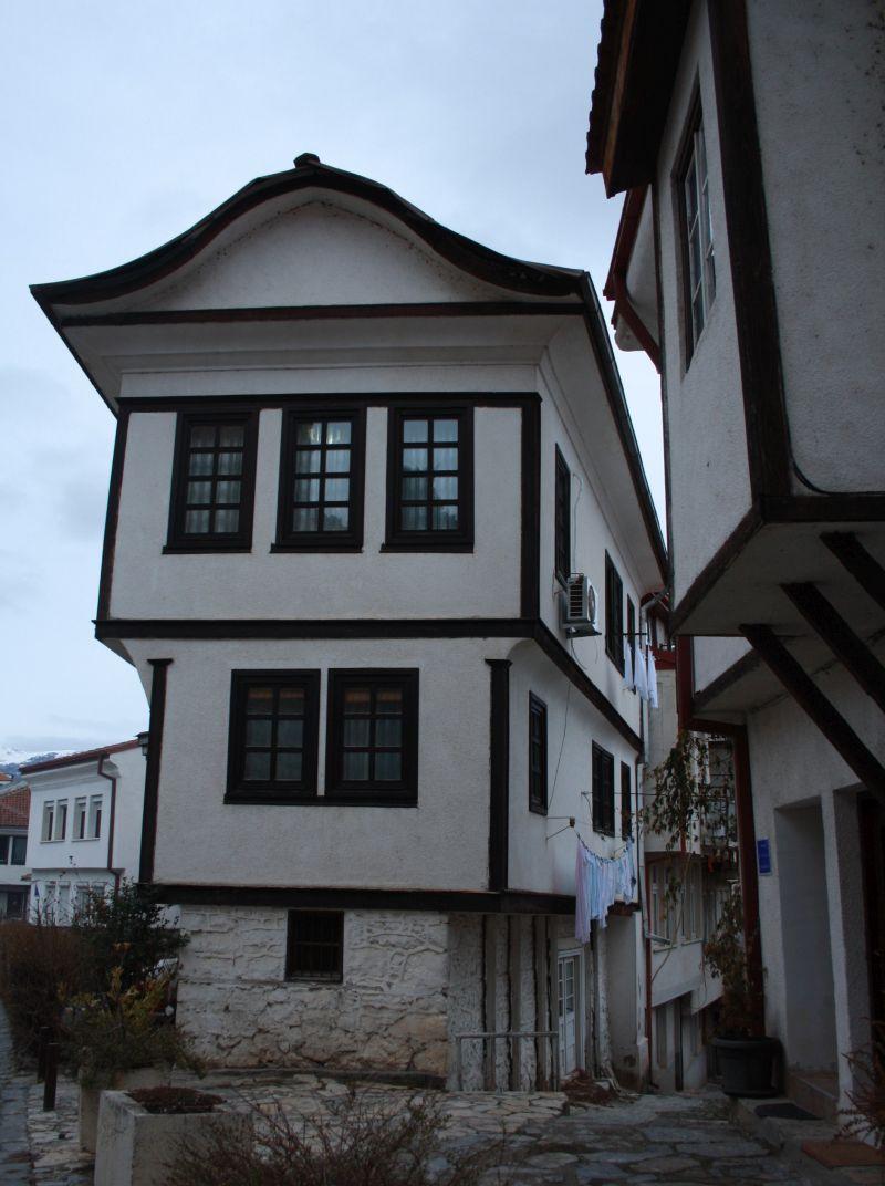 Altstadt Ohrid, Mazedonien