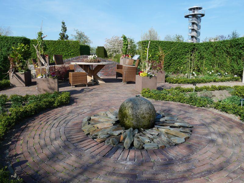 Cottage Garden im Park der Gärten, Bad Zwischenahn