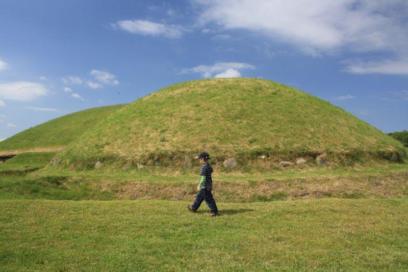 irland-newgrange-hügelgräber
