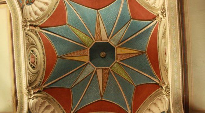 Momentaufnahme: Die Synagoge von Targu Mures