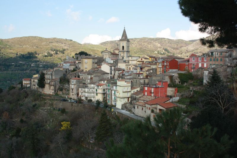 Novara di Sicilia, Sizilien, Italien
