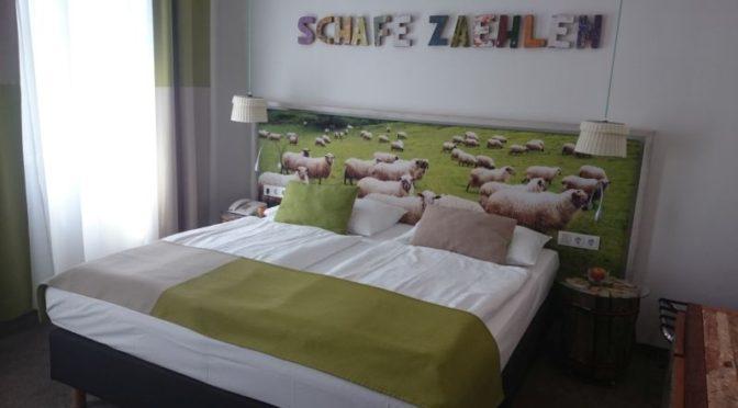 Hotel-Tipp für Familien: Boutiquehotel Stadthalle Wien