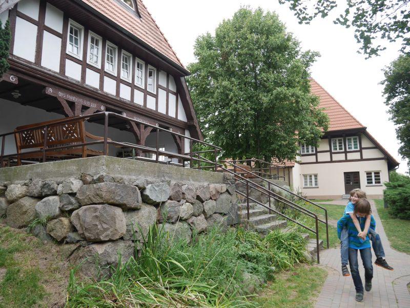 Jugendherberge Beckerwitz, Familienzimmer