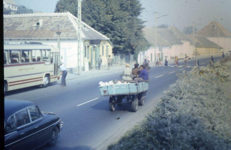 Busreise nach Ungarn in den 60ern