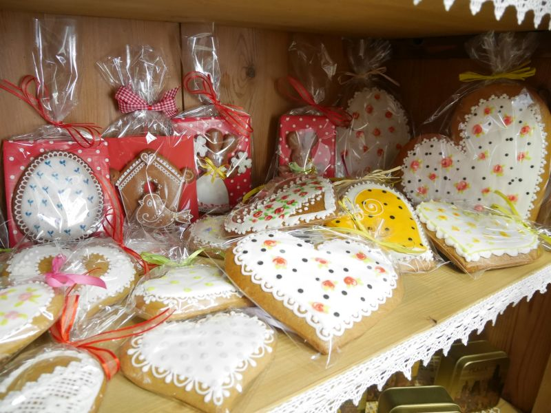 Eating Prague Tours, Lebkuchen, pernicuv sen
