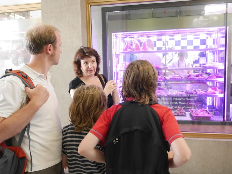 Eating Prague Tours mit Kindern