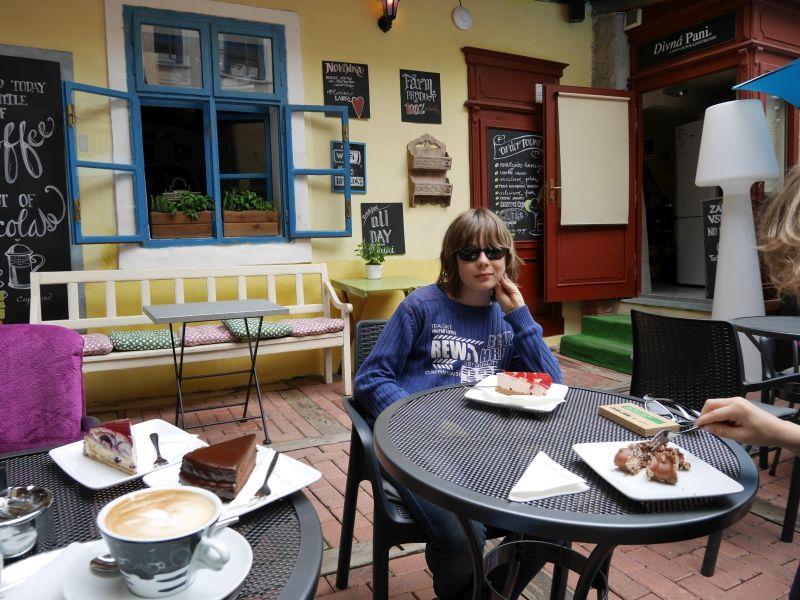 Café Slowakei