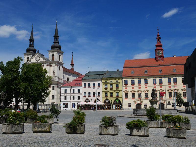 Jihlava, Tschechien