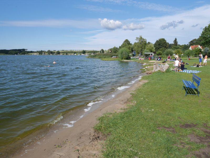 Badestelle Neppermin, Achterwasser, Usedom