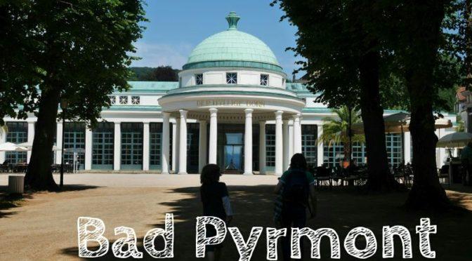 Bad Pyrmont: Familienausflug in die Kurstadt