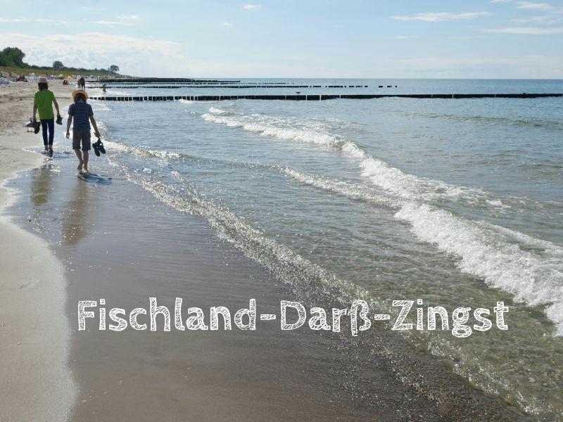 Tagesausflug nach Fischland-Darß-Zingst mit Kindern