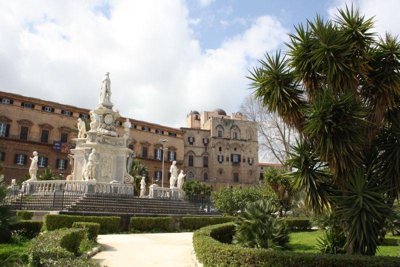 Palermo mit Kindern