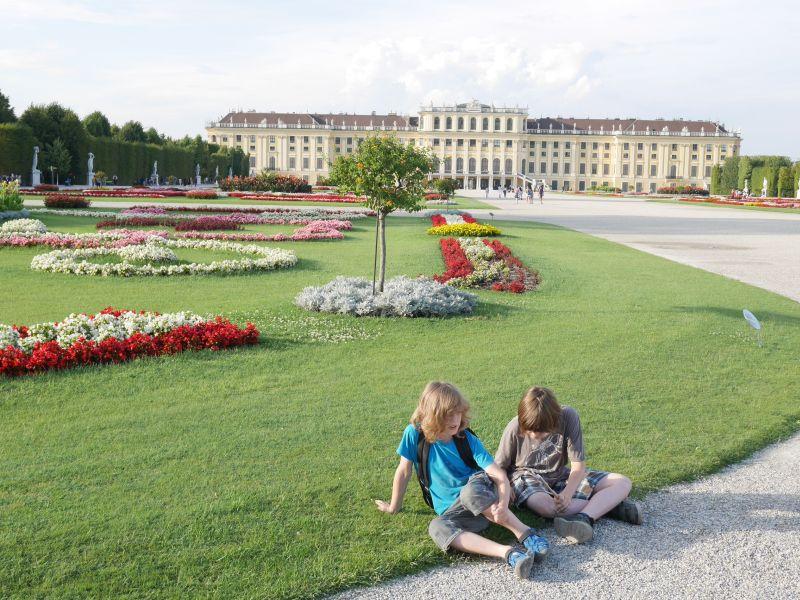 wien-mit-kindern-schloss-schönbrunn