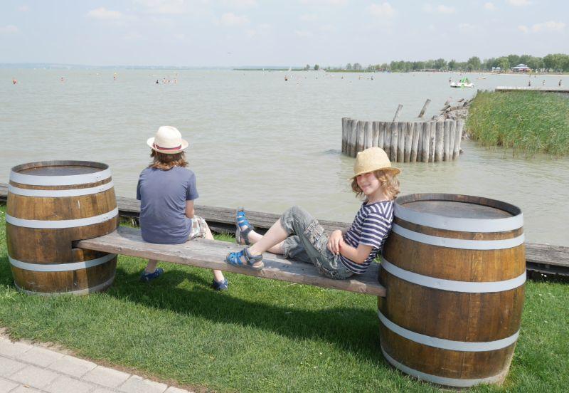Neusiedler See, Wien mit Kindern