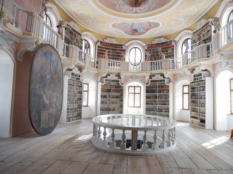 Museum der Stadt Füssen, Barock-Bibliothek