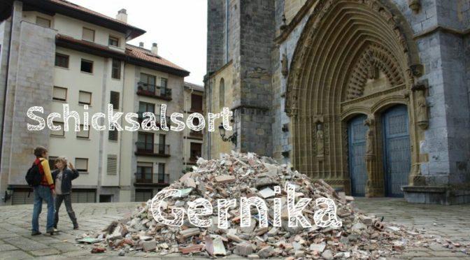 Gernika, Baskenland, Spanien