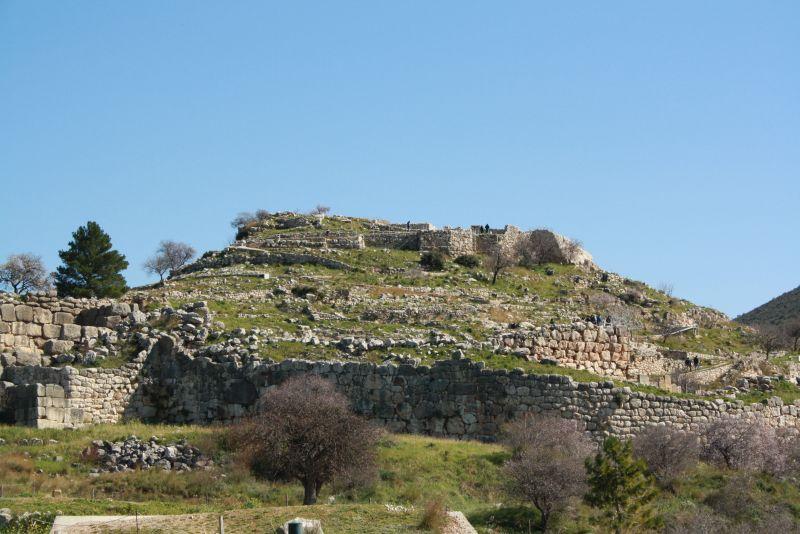 griechenland-peloponnes-mykene-akropolis