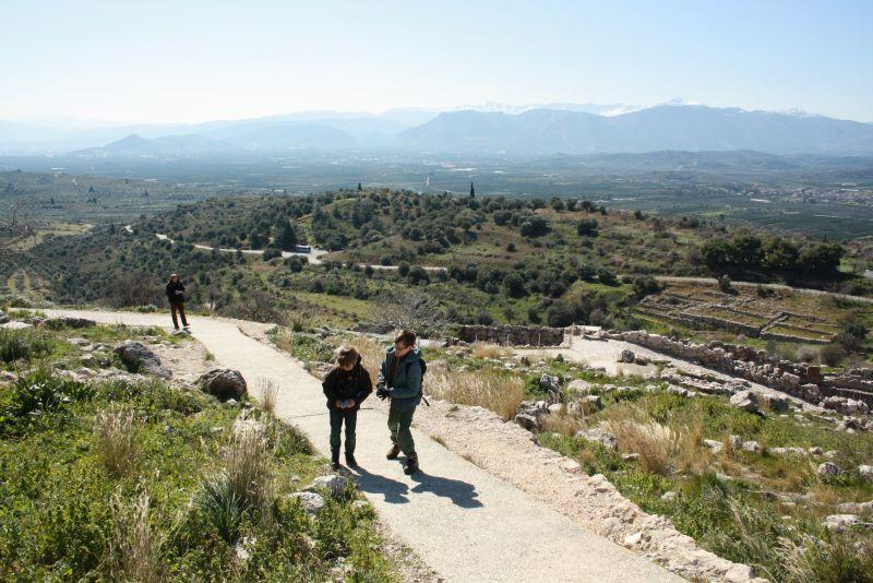 griechenland-peloponnes-mykene-wandern