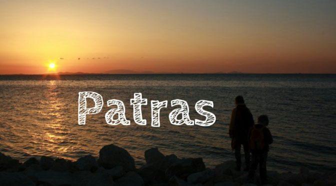 Patras mit Kindern: Couchsurfing und Sightseeing auf dem Peloponnes