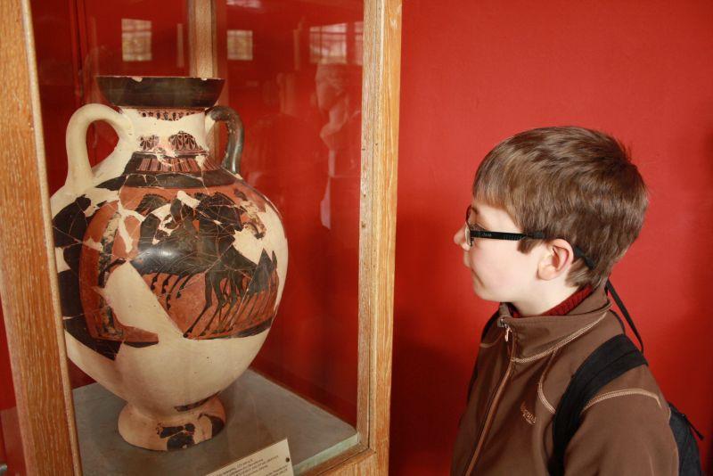 Peloponnes mit Kindern, Kind und Kultur