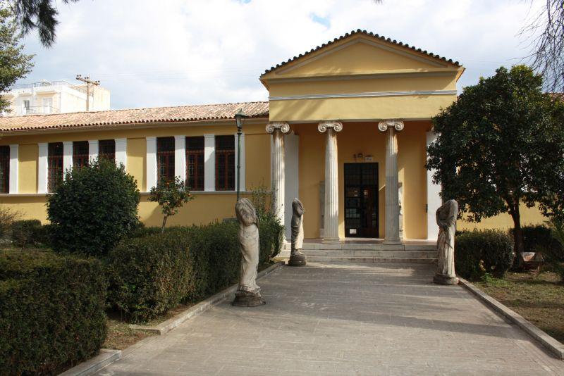 Archäologisches Museum, Sparta