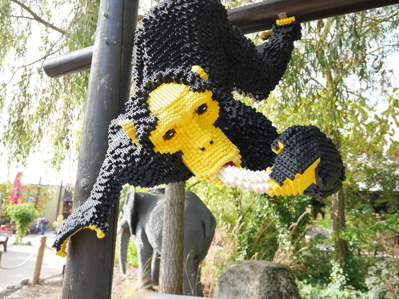 Legoland Deutschland, Affe
