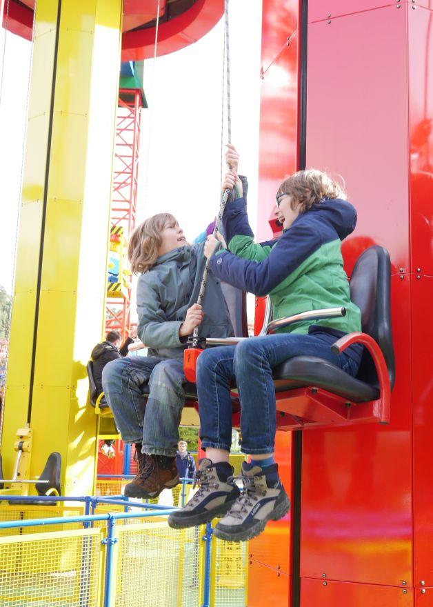 Legoland Deutschland mit größeren Kindern