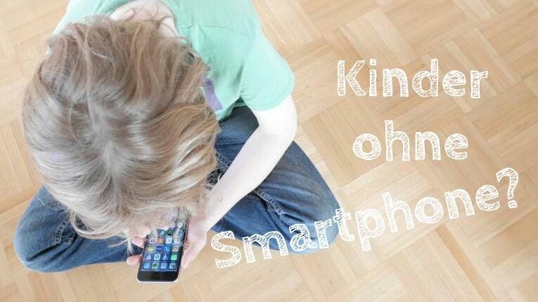 Kinder ohne Smartphone: Kinder und Medienkompetenz