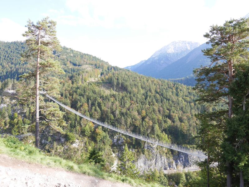 Burgwelt Ehrenberg, highline179