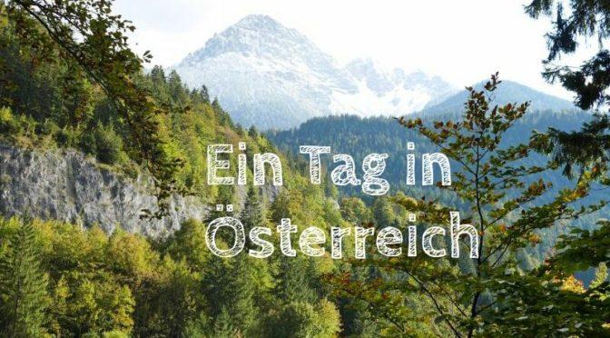 Reutte: Ein Tag mit Kaiserschmarrn, Ritterburg und Alpenglück