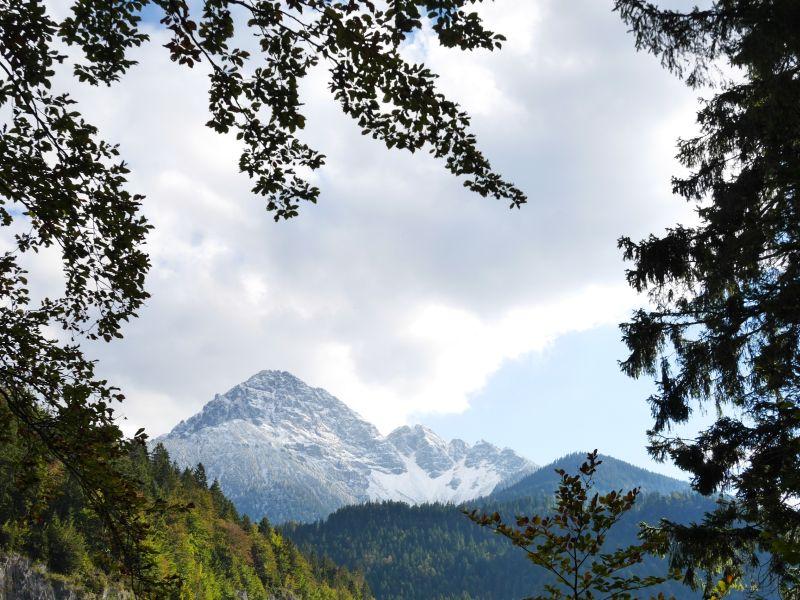 Aussicht an der Burgwelt Ehrenberg