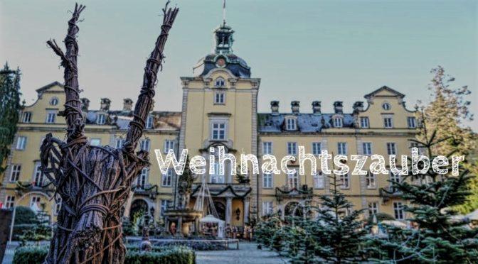 Weihnachtszauber Schloss Bückeburg mit Kindern Erfahrungsbericht