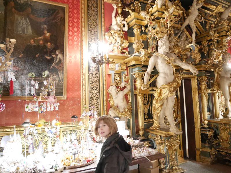 Weihnachtszauber Schloss Bückeburg mit Kindern,