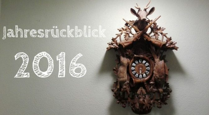 Jahresrückblick: 2016 bei family4travel