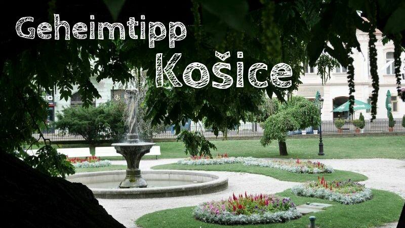 Reisetipps für Kosice, Slowakei