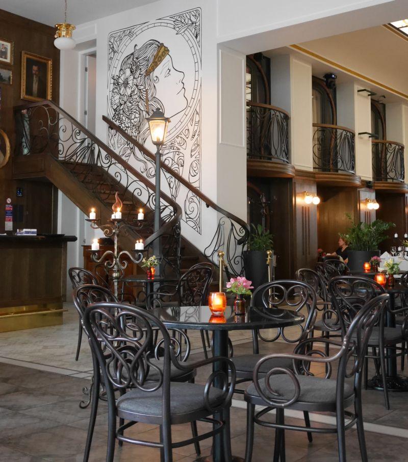 Hotel-Café Slavia Kosice, Slowakei