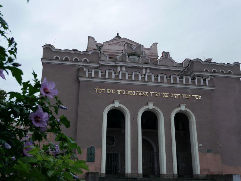 Die orthodoxe Synagoge von Kosice ist heute ein lost place.