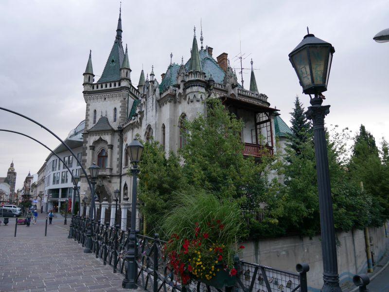Villa Kosice, Slowakei, Stadtbummel