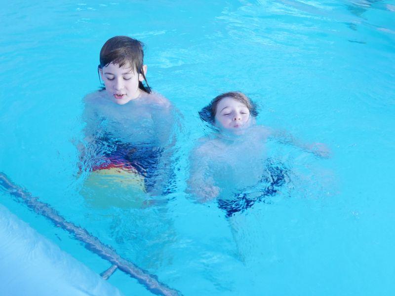 Familienurlaub im Schwarzwald, Feldberger Hof, wie tief ist das Schwimmbad