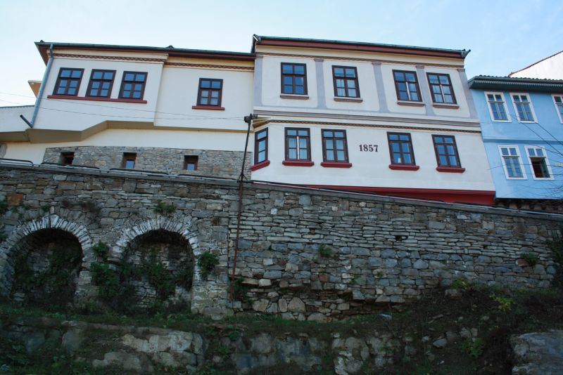 Weliko Tarnowo (Veliko Tarnovo), altes Haus