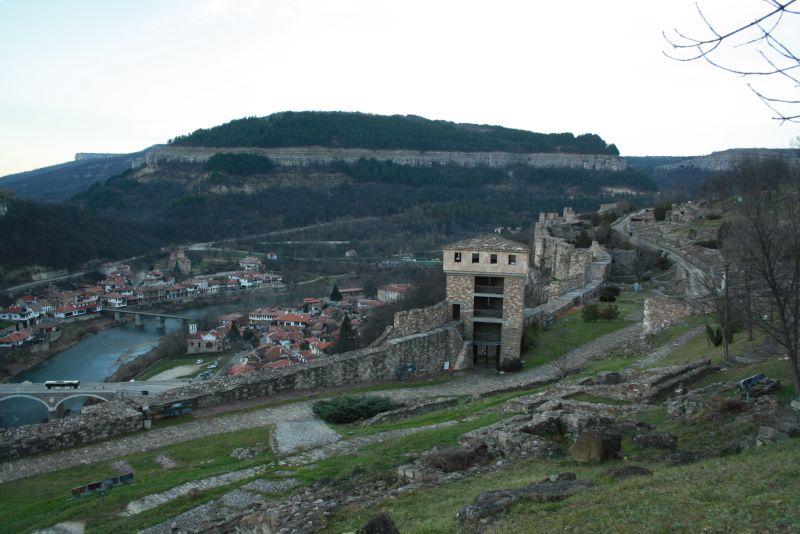 Weliko Tarnowo (Veliko Tarnovo), Balduinsturm